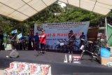 Wali kota Kendari berikan apresiasi kegiatan fun bike FKPPI 2105