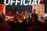 Kreator top hadir pada YouTube FanFest Showcase di Yogyakarta