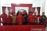 13 bacagub Kalteng resmi daftar ke PDI Perjuangan