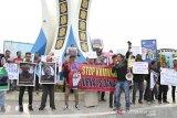 Wartawan Aceh  kecam kriminalisasi terhadap jurnalis