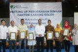 BPJS Ketenagakerjaan Solok gelar gathering dengan perusahaan platinum