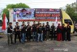 ACT Sumut kirim 12 ton logistik untuk bantu korban Karhutla di Riau