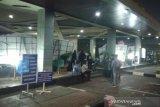 Demo di DPRD Jateng berlangsung hingga malam, berakhir damai