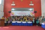 Telkom salurkan dana program kemitraan kepada pelaku UMKM Kalteng