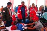 PMI Solok Selatan apresiasi donor darah yang digelar PT Supreme Energy Muaralabuh
