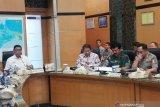 Karhutla berkurang tinggal 10 persen, kata Wiranto