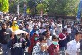 Ratusan pelajar SMA/SMK Yogyakarta ikut aksi #GejayanMemanggil2