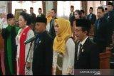 Pimpinan definitif DPRD Gunung Kidul 2019-2024 dilantik