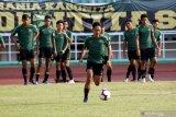 Timnas Indonesia U-22 rotasi  pemain lawan Yordania