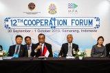 Forum pertemuan negara pantai di selat Malaka dan selat Singapura