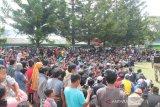 Papua Terkini - 7.278 warga Jayawijaya masih di pengungsian