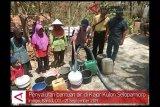 VIDEO : Penyaluran bantuan air bersih untuk warga Kajor Kulon Bantul