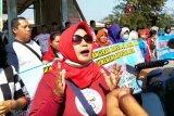 VIDEO: Paguyuban Pondok Laguna Glagah gelar aksi