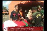 VIDEO : Simulasi gempa menuju Guwosari sebagai Desa Tangguh Bencana