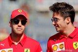 Brawn: Ferrari perlu jaga rivalitas kedua pebalapnya tetap sehat