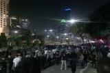 Polisi: Ada massa bayaran pada unjuk rasa