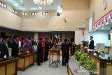 Pimpinan DPRD Kulon Progo 2019-2024 disumpah (VIDEO)