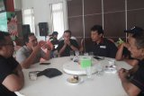 Kru Antara Lampung kunjungi  GGF