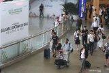 11 penumpang terluka akibat pesawat alami turbulensi