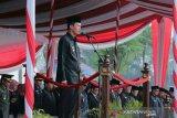 Pemkot Palembang  ajak amalkan nilai  Pancasila dalam bekerja