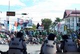 DPRD Sulteng janji teruskan tuntutan mahasiswa se-Kota Palu