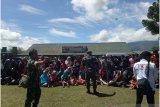 Menko Polhukam mengajak warga Wamena rajut kembali persaudaraan