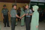 Gubernur Akmil minta kenaikan pangkat tingkatkan profesionalisme prajurit