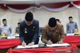 Bupati dan DPRD Luwu Timur sepakati APBD-P 2019