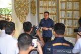 Gubernur Sumsel ajak masyarakat  tidak bakar hutan