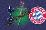 Duel  panas Tottenham vs Muenchen, ini prediksinya