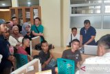 Tiga mahasiswa pelaku perusakan gedung DPRD Sumbar diperbolehkan pulang, tapi wajib lapor