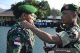 14 prajurit Korem PWY naik pangkat di Hari Kesaktian Pancasila