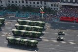 China pamerkan rudal antarbenua DF-41 mutakhir di parade Hari Nasional