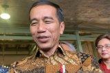 Jokowi akui susunan kabinet baru usai pelantikan