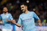 Guardiola sebut Ilkay Gundogan sebagai salah satu pembelian terbaik City