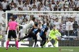 Madrid butuh kartu merah untuk hindari kekalahan kontra Brugge