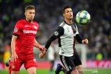 Juventus atasi Leverkusen 3-0, Atletico Madrid menang di kandang Lokomotiv