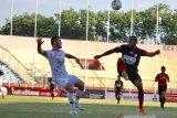 Liga 1 -- Persipura kandaskan Tira Persikabo 3-0