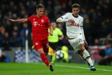 Bayern Muenchen hajar habis-habisan Tottenham Hotspur