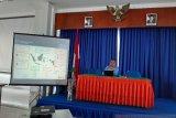 Volume bongkar muat barang di Papua menurun