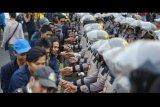 Polri: massa perusuh bukan dari demonstran