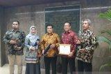 12 kepala daerah di Sumbar terima Penghargaan KLHK