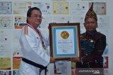 Penghargaan Leprid untuk taekwondoin