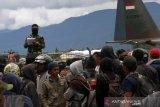 Warga Sulsel pengungsi Wamena kembali ke kampung halaman
