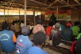 TNI berikan penyuluhan kesehatan di Kogir