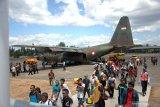 134 perantau Minang tinggalkan Wamena kembali ke Padang