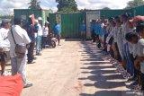 70 atlet hoki  PON Papua jalani pendidikan karakter di Rindam Cenderawasih