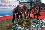Kementerian BUMN membangun balkondes di Goa Lawa Purbalingga