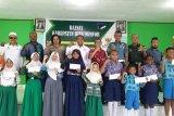 Baznas Biak Numfor salurkan beasiswa kepada 100 siswa