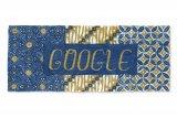 Tampilan Google dalam perayaan Hari Batik Nasional